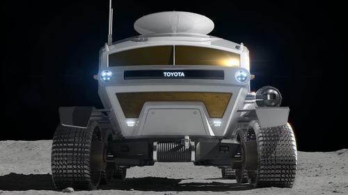 Toyota, ecco il veicolo da 6 metri che andrà sulla Luna [Video] (3)