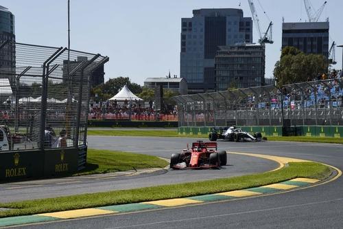 F1, GP Australia 2019, FP3: Hamilton al top (4)