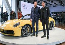 Porsche e Lamborghini insieme? Le 2 icone targate VW collaborano tecnicamente