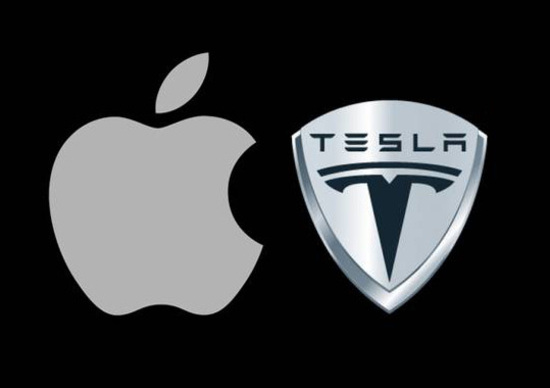 Tesla-Apple: brand diversi, tanto in comune
