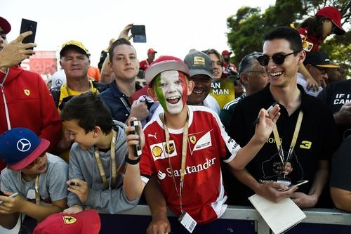 F1, GP Australia 2019: pole per Hamilton. Terzo Vettel (2)
