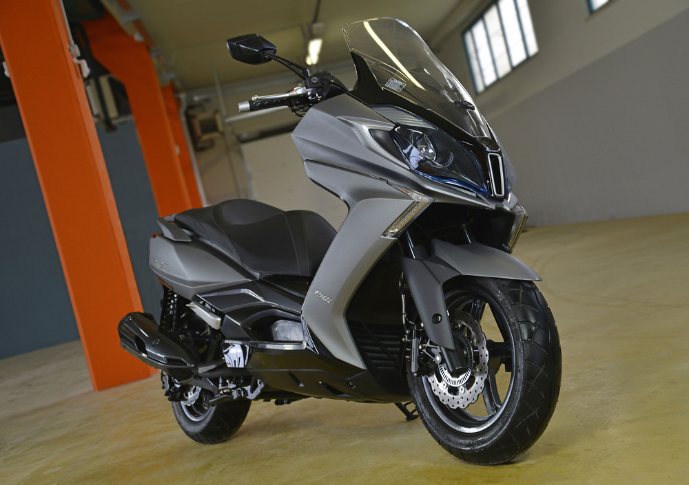 Kymco Downtown 350i ABS (2016 - 19) (2)