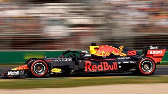 Terza posizione per Max Verstappen a Melbourne