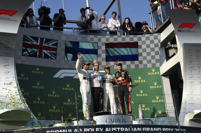 F1, GP Australia 2019: le pagelle di Melbourne