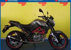 KSR Moto GRS 125 EFI (2017 - 19) usata