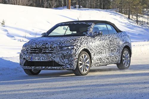 Volkswagen T-Roc Cabrio: ecco il nuovo SUV tedesco apribile [foto gallery] (6)