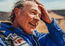 Tuareg Rally 2019. Muore Giovanni Stefani