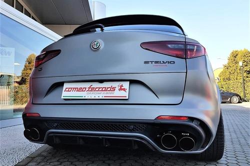 Alfa Romeo Stelvio Quadrifoglio NRING, 598 CV con Romeo Ferraris (2)