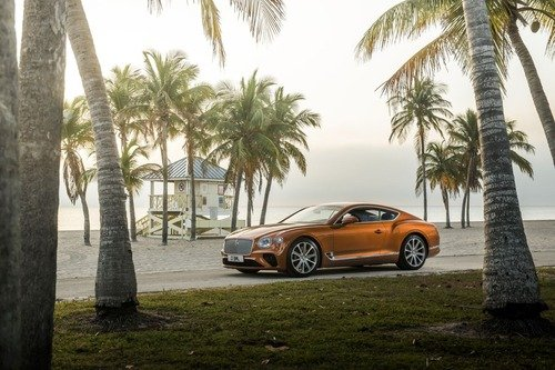 Bentley Continental GT V8, le nuove coupé e cabrio (9)