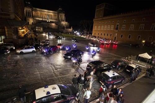 Xi Jinping in Italia, la mega-limousine del presidente della Cina: Hongqi N501 (5)