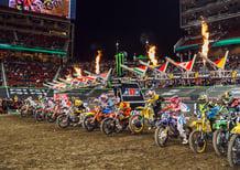 Ride in the USA: il Supercross a cinque gare dalla fine