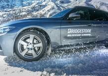 Nuovo Bridgestone Blizzak LM005: pneumatico invernale (e italiano) al top [video]