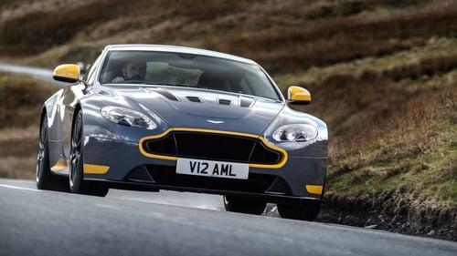 Aston Martin V12 Vantage S 2017: finalmente il manuale! (7)