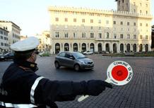 """Roma: 10 aprile 2016 ultima domenica """"a piedi"""""""