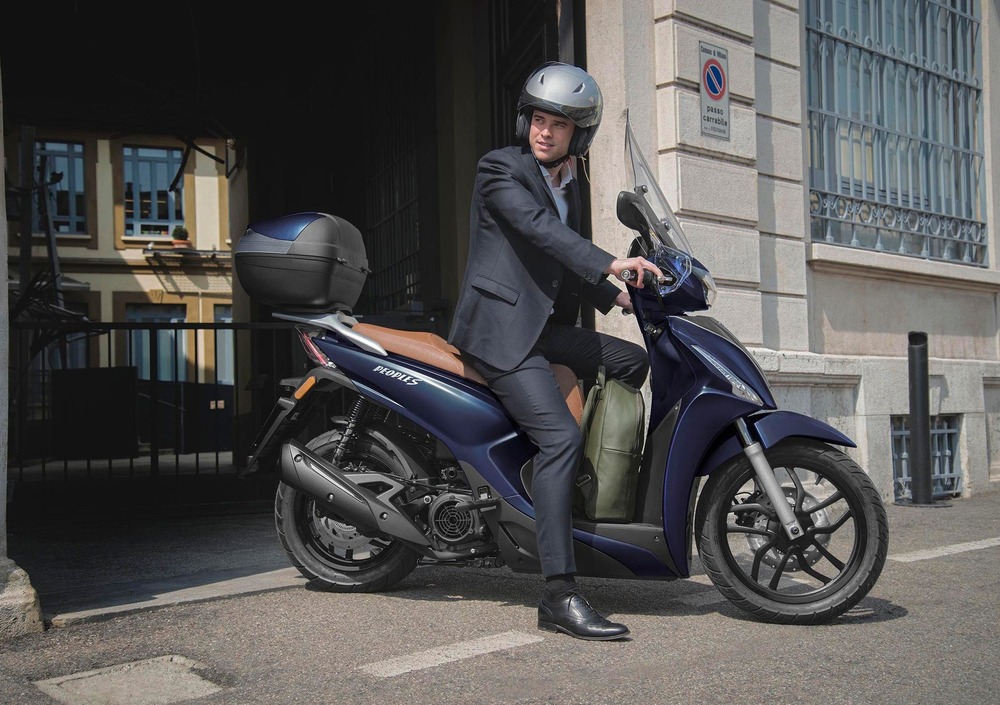 Kymco People S 50 4T (2019) (4)