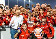Domenicali: Ducati è orgogliosa dell'ingegnosità ingegneristica italiana