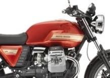 Nuovi colori per Aprilia Dorsoduro 750 e Moto Guzzi V7 Classic