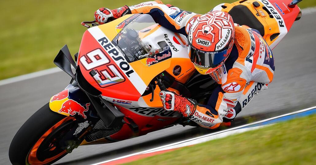 MotoGP. Marc Márquez vince il GP d'Argentina