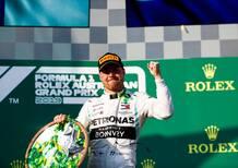 Formula 1, Bottas, Mercedes: «La barba? Forse aiuta...»