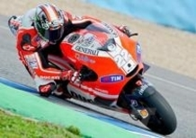 Ducati GP11. Finiti i test a Jerez