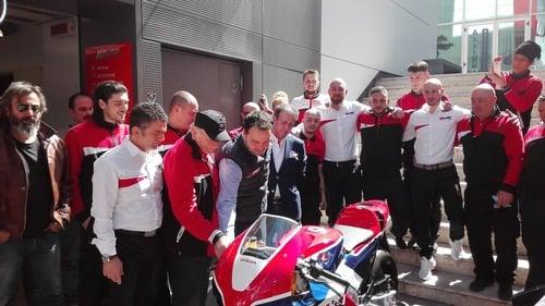 Honda Moto Roma: grande festa delle due ruote (9)