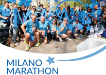 Milano Marathon, c'è anche Moto.it. Per beneficenza