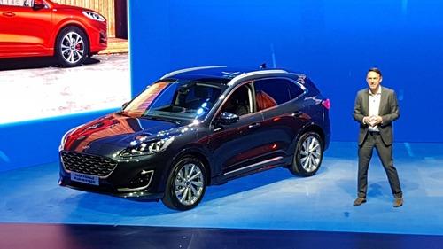 Ford, Hybrid per tutti i gusti: ecco nuova Kuga, Explorer, Tourneo, Fiesta e Focus [video live] (2)