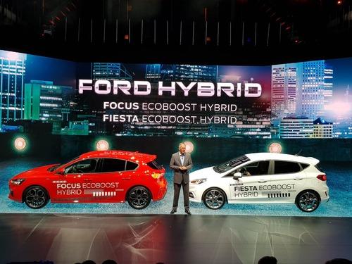 Ford, Hybrid per tutti i gusti: ecco nuova Kuga, Explorer, Tourneo, Fiesta e Focus [video live] (5)