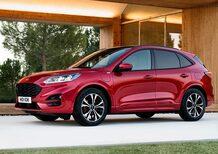 Nuova Ford Kuga Hybrid: il SUV tre volte ibrido per accontentare tutti [video]