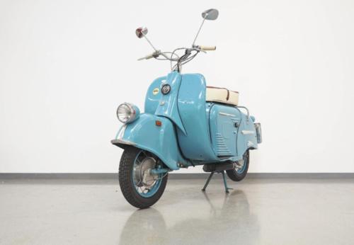 Da Vienna un'asta curiosa di scooter e moto d'epoca (9)
