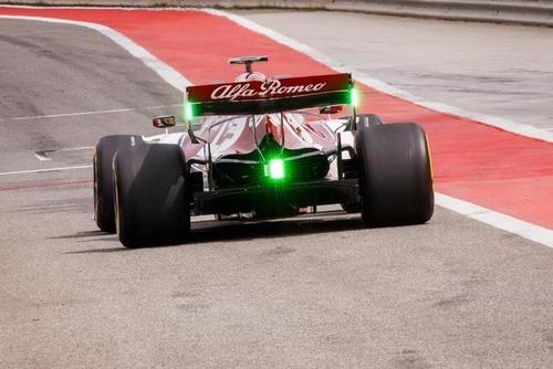 Mick Schumacher, test con Alfa Romeo dopo la Ferrari (5)
