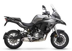 Benelli TRK 502 ABS (2017 - 19) nuova