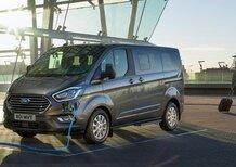 Commerciali Ford 2020: connessi e gestibili da remoto, saranno tutti elettrificati per ZTL e consumi