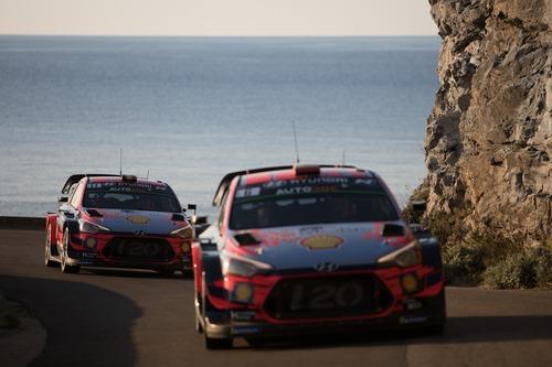 WRC, Tour de Corse 2019: le foto più belle (2)