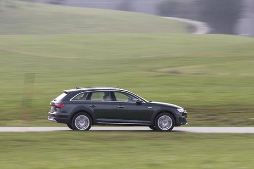 Nuova Audi A4 Allroad 2016 Prove Automoto It