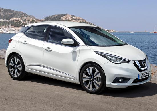 Nissan Micra, verso la quinta generazione