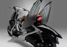 Yamaha 04GEN, idea di stile