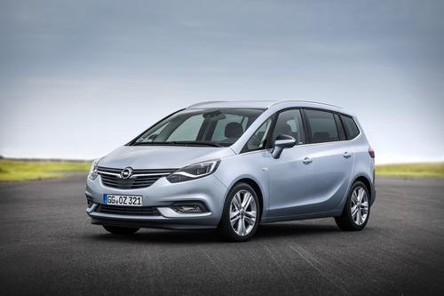 Opel Zafira: il mitico monovolume compie 20 anni (5)