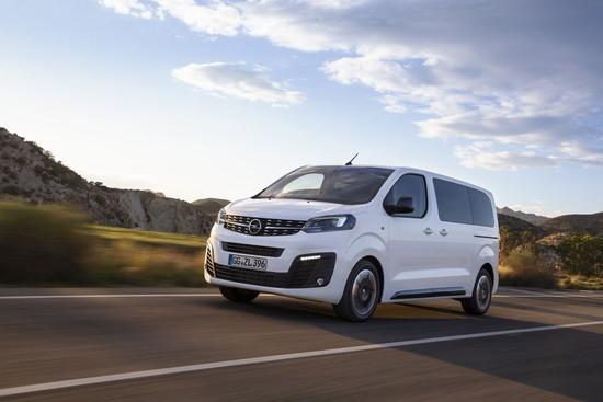L'ultima Zafira nata dopo l'inserimento di Opel nel Gruppo PSA