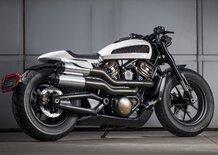 Harley-Davidson: il nuovo motore a V di 60° raffreddato a liquido