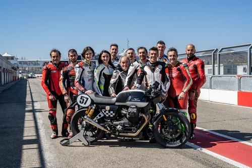 A Varano la prima del Trofeo Moto Guzzi Fast Endurance (2)