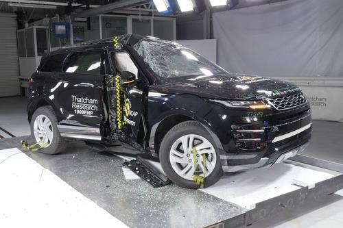 Euro NCAP: 5 stelle a Citroen C5 Aircross e nuova Range Rover Evoque (4)