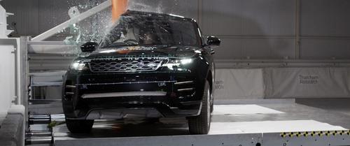 Euro NCAP: 5 stelle a Citroen C5 Aircross e nuova Range Rover Evoque (5)