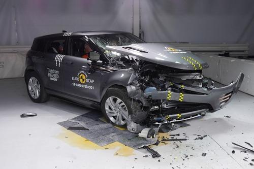 Euro NCAP: 5 stelle a Citroen C5 Aircross e nuova Range Rover Evoque (7)