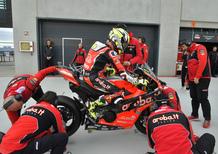 SBK. Ducati penalizzata: 250 giri in meno
