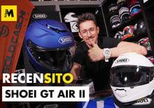 Shoei GT-Air2. Recensione casco da moto per il turismo