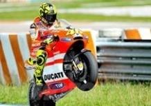 Valentino Rossi: Domani potremmo essere a posto