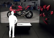 La moto su misura si configura così. I progetti di tesi di IED Milano per BMW