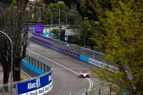 Formula E, E-Prix di Roma: vince Evans (5)