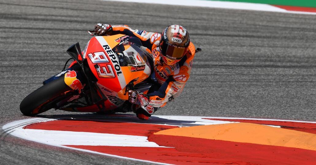MotoGP 2019. Marquez conquista la pole position ad Austin